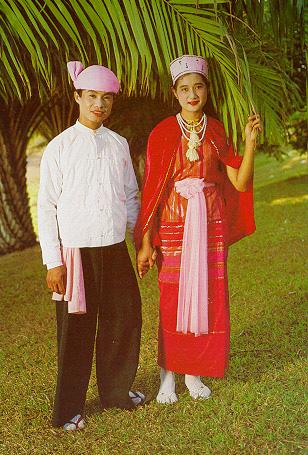 Kayah couple